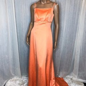Dresses & Skirts - NWT TANGERINE FORMAL GOWN